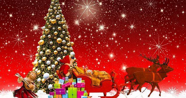 Arbre et Spectacle de Noël